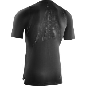 cep Run Ultralight Shirt Short Sleeve Men, black